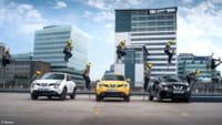 Nissan lança JukeCam, câmera de 360 graus