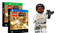 Versão Deluxe Limitada de LEGO Star Wars