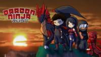 Dragon Ninja Rush: um game intuitivo