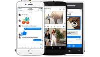 Facebook Messenger com suporte a SMS