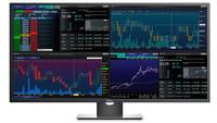 Monitor da Dell dá acesso à quatro telas