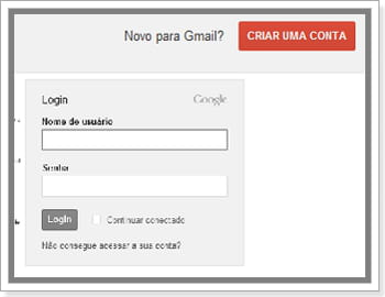 Gmail Entrar Criar Conta