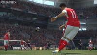Game PES 2017 recebe suporte ao PS4 Pro