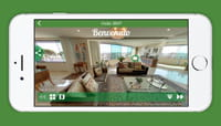 App permite ver imóveis por realidade virtual