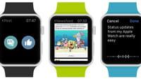 Littlebook leva Facebook a Apple Watch