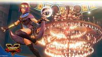 Menat chega ao Street Fighter V