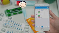 App lembra usuário de tomar medicamentos
