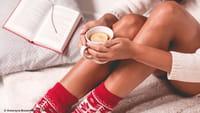 Meias podem ajudar a dormir melhor, diz estudo