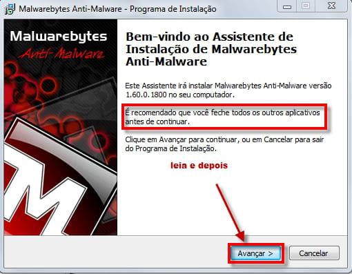 licença do malwarebytes
