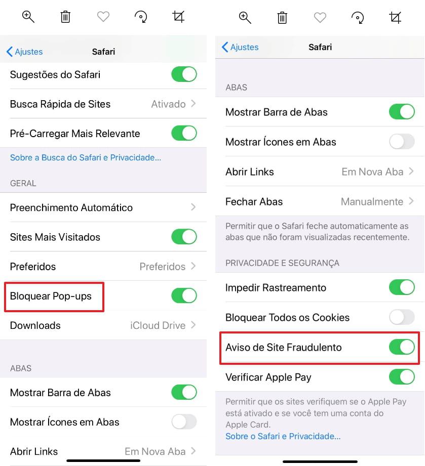 iPhone:como bloquear anúncios no Safari - CCM