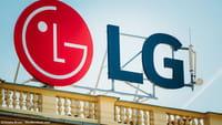 LG apresenta televisor enrolável