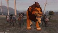 GTA 5 recebe pacote de O Rei Leão