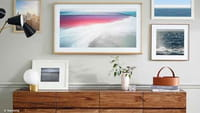 Samsung lança TV que vira quadro