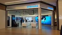 Samsung inaugura loja em shopping de SP