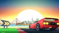 Horizon Chase chega em maio para PS4 e PC