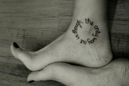 Frases Para Tatuagem Confira A Lista Com Ideias Para Se