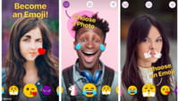 Aplicativo transforma fotos em emoticons