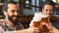 Beber em excesso aumenta o risco de infarto
