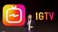 Instagram libera modo paisagem para IGTV