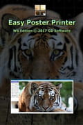 Easy poster printer download