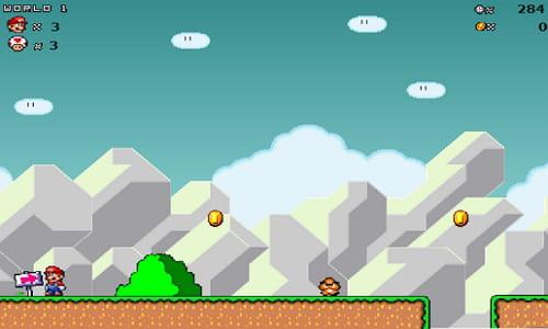 Baixar a última versão do Super Mario World Deluxe grátis em
