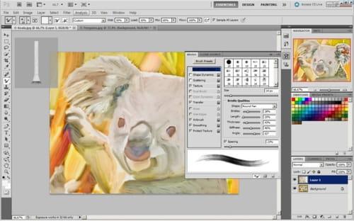 Adobe Photoshop CS4 Extended - Baixar no ClickGrátis