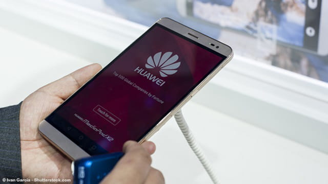 Huawei sem Android