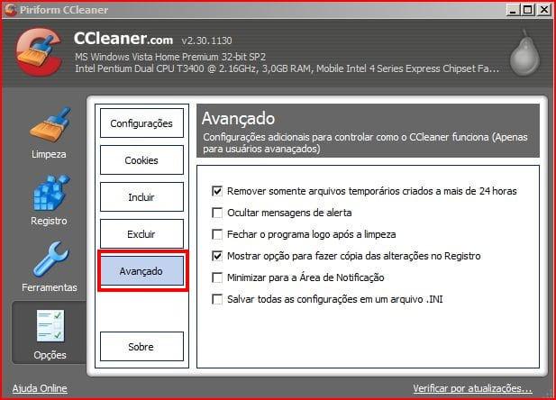 Instalao e configurao do ccleaner agora voc sabe tudo sobre o ccleaner stopboris Image collections