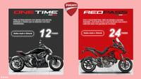 Ducati lança app de financiamento
