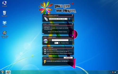 Baixar a última versão do Linux Live USB Creator grátis em