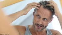 Novo tratamento escurece cabelos grisalhos