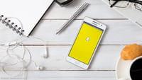 Snapchat libera tags de menção
