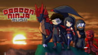Dragon Ninja Rush: um game intuitivo