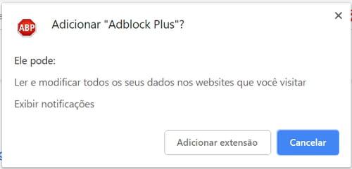 Baixar a última versão do Adblock Plus para Chrome grátis em