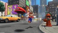 Super Mario Odyssey recebe minigame