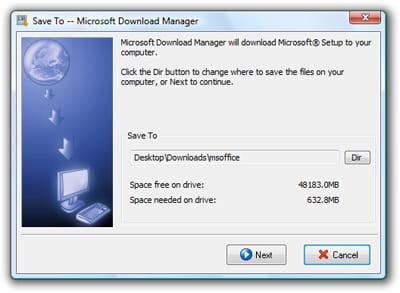 Baixar a última versão do Microsoft Download Manager grátis em