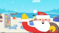 Siga o trajeto do Papai Noel pelo Google