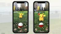 Pokémon GO terá modo realista para iOS