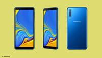 Galaxy A7 é a nova aposta da Samsung