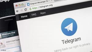 Telegram pode apagar mensagem no destinatário