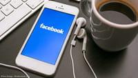Facebook usa botão não curtir em posts