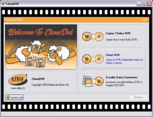 Baixar a última versão do CloneDVD grátis em Português no CCM  Clonedvd