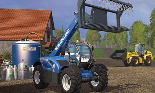 Baixar a última versão do Farming Simulator 15 grátis em