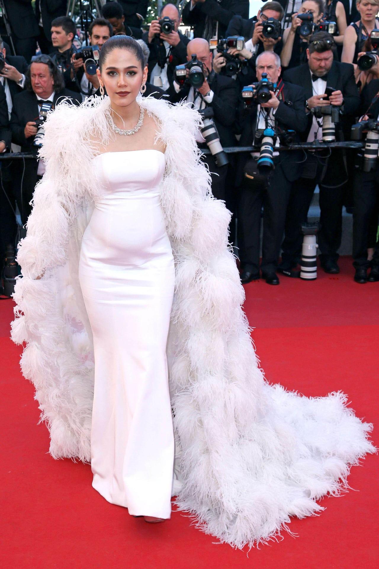 Cannes 2017 Vestidos Brancos S U00e3o Destaque No Red Carpet
