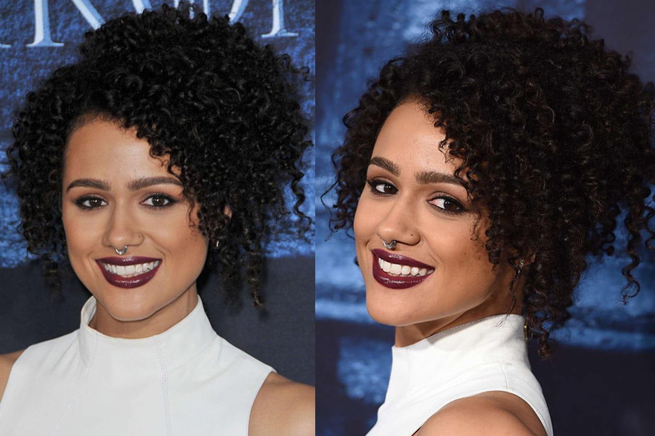 15 penteados de cabelo cacheado para arrasar nas festas - A revista da  mulher