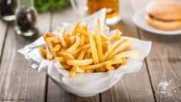 Morte precoce: batata frita semanal dobra risco