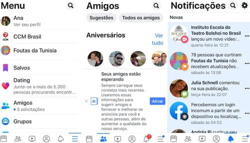 Baixar a última versão do Facebook para Android grátis em Português