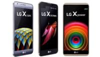 LG traz linha X de smartphones ao Brasil