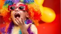 Carnaval: uso de glitter pode causar perda visual