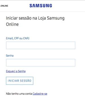 704302845 Como alterar definir lembrar sua senha na Samsung Apps